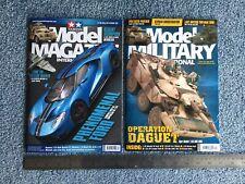 Tamiya Model Magazine + Model Military - May 2019