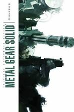 Metal Gear Solid Omnibus by Kris Oprisko and Alex Garner (2010, Paperback)