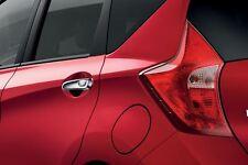 Genuine Nissan Micra 08/13 > MANIGLIA PORTA POSTERIORE copre Look-Carbonio (KE6051K053CB)