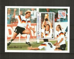 Dominica Michelnummer Block 248 postfrisch (USA 1994::25661 )