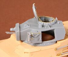 Sbs Models 1/35 Toldi I (B20) Tank Corrected Turret Resin & Pe Update Set