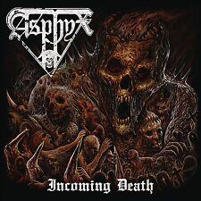 ASPHYX - INCOMING DEATH   (LIMITED CD + DVD MEDIABOOK) CD + DVD NEW+