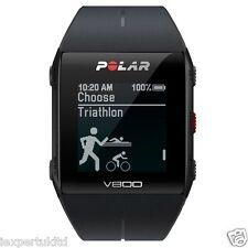 Polar V800 GPS Sports Watch - New Model  2017 Full Black 90060771 Warranty NEW