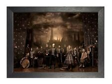My Chemical Romance  9 American Rock Band Poster Way Music Star Photo Scary