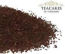 Noir décaféiné le thé en feuille 10g taster teacakes propre meilleure valeur qualité