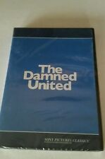 Sony Pictures Classics The Damned United For Consideration DVD Movie Rare NEW