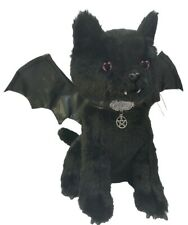 Spiral - Bat Cat Soft-Plüschkatze, Vampirkatze 30 cm