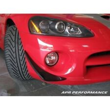 APR Performance Dodge Viper SRT-10 Front Bumper Canards for 2003-Up