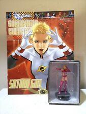 Eaglemoss Marvel DC Comics Superhero Collection Saturn Girl
