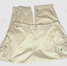 POLO By Ralph  Lauren Khaki Cargo Pants Jeans Size 48 x 32