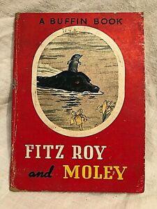 Robert Hartman - Fitz Roy and Moley - 1st/1st 1937 - Third Buffin Book