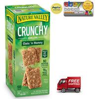 Nature Valley Oats 'n Honey Crunchy Granola Bars (0.75 oz., 49 pk.) *BEST DEALS*