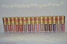 Buxom MINI Full-on Lip Polish Lip Cream Gloss 0.07oz 1/2 FULL SIZE (PICK SHADE)