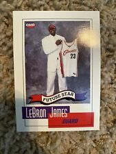 2003 03 OMR Future Star LeBron James Rookie RC #NNO, Cleveland Cavs