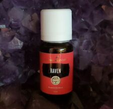 Young Living Essential Oil RAVEN 15 ml / NEW & Sealed