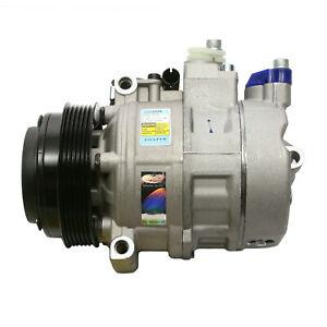 A/C  Compressor And Clutch- New   Delphi   CS20084