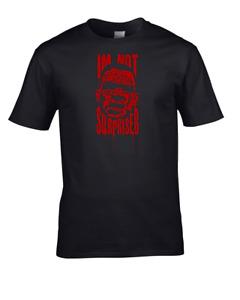 Im Not Surprised- Nate Diaz MMA Martial Artist Men's T-Shirt