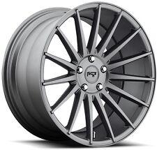 Niche Form M157 20X8.5 5X120 +35 Gunmetal Rims 33lbs Wheels Fits Bmw 3 4 Series