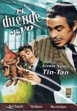 EL DUENDE Y YO GERMAN VALDES TIN TAN MARY ESQUIVEL BRAND NEW SEALED   DVD