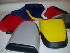 SUZUKI GSXR 600/750/1000 REAR VINYL SEAT COVER 0I 02 03