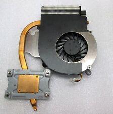 HP 630 Laptop CPU Cooling Fan with Heatsink  646181-00