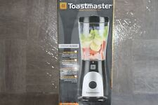 Toastmaster 15oz Capacity Personal Blender Black Tm-3Mbl One Touch Blend & Pulse