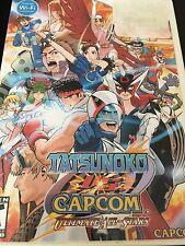 Tatsunoko vs. Capcom: Ultimate All Stars (Nintendo Wii, 2010) FAST SHIPPING