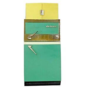 Vtg 1960's Deluxe Reading Dream Kitchen Toy Refrigerator