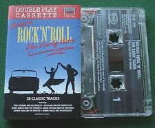 British Rock n Roll The Early Years Avons Dakotas Cougars + Cassette Tape TESTED
