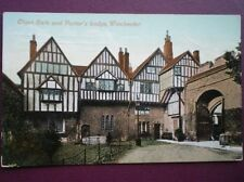 Winchester Single Printed Collectable Hampshire Postcards
