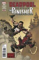 Deadpool Vs The Punisher #4 Marvel Comic 1st Print 2017 NM