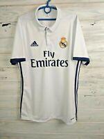 Real Madrid Jersey 2016/17 Home MEDIUM Shirt Camiseta Mens Trikot Adidas S94992