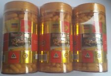 3xCostar Royal Jelly 1610mg 6% 10-HDA 365 Capsules (Express Post)