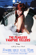 THE FEARLESS VAMPIRE KILLERS (DVD) COMEDY HORROR ROMAN POLANSKI SHARON TATE
