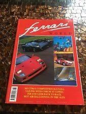 Ferrari World Magazine, rare, number 23 uk