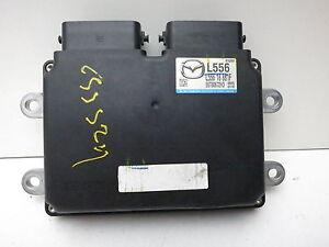 10 MAZDA CX-7 L556 18 881F COMPUTER BRAIN ENGINE CONTROL ECU ECM MODULE K8284
