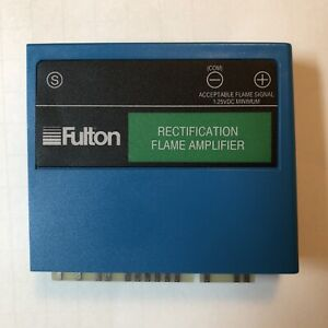 Honeywell R7847 A 1041 Rectification Flame Amplifier Burner Control 7800 Series