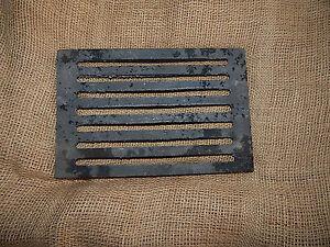 Ascherost 30,5 x 30,9cm Gussrost Rost Tafelrost Ofenrost Kaminrost Gitterrost