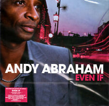 Andy Abraham - Even If (of X Factor, Eurovision, Boogie Nights) NEW CD (2008)