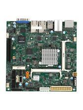 Supermicro X11SBA-F Motherboard Mini-ITX Pentium N3700 Embedded FULL WARRANTY