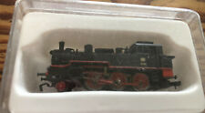 Märklin Spur Gauge Z 8895 Tank Locomotive BR 74 701 DB Black W56