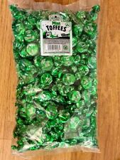 WALKERS NONSUCH MINT TOFFEE SWEETS-2.5KG Full Retail Bag.