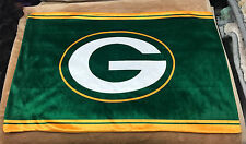 Green Bay Packers Quality Soft Microfiber Pillow Case Cover