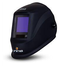 Unimig RWX6000 Automatic Welding Helmet with Tru colour Digital Lens