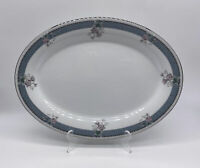 Noritake Alhambra Oval Serving Platter Tray Rare Vintage Made In Japan 3331