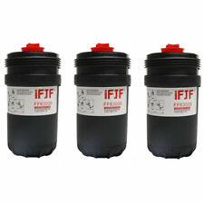 3 packs Ff63009 For Cummins 5303743 Fuel Filter New