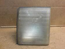 1984-1987 Lincoln Mark 7 F164 Left Side Fog Light Drivers Side Light