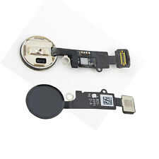 New Home Button Main Key Flex Cable Assembly For iPhone 7+ Plus Black US