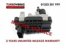 MERC E270 C220 E220BMW330D ELECTRONIC TURBO ACTUATOR G-185 750773 REPAIR SERVICE