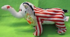 Ty Beanie Babies Righty the Elephant July 4, 2000 2000 MWMT in a Bag